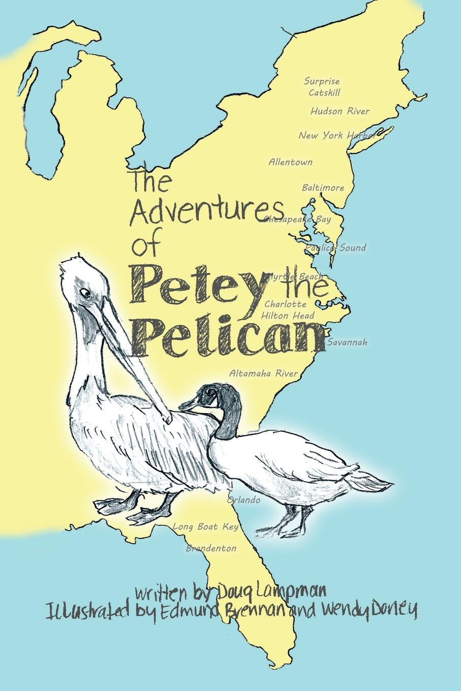 Doug Lampman The Adventures of Petey the Pelican plumbing questions and answers pdf
