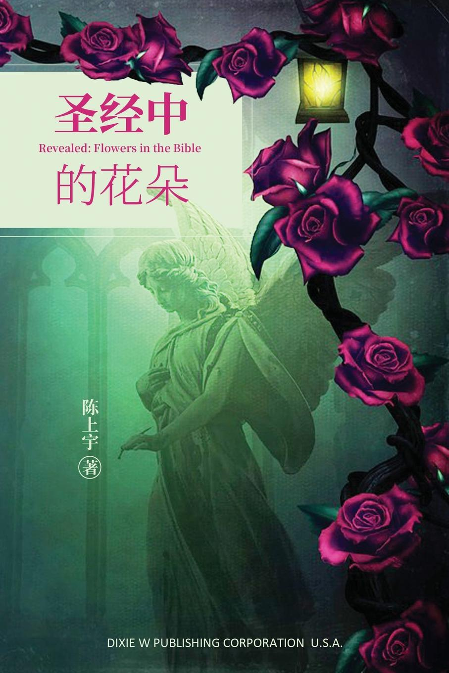 Shangyu Chen Revealed. Flowers in the Bible 柬埔寨 老挝自助游
