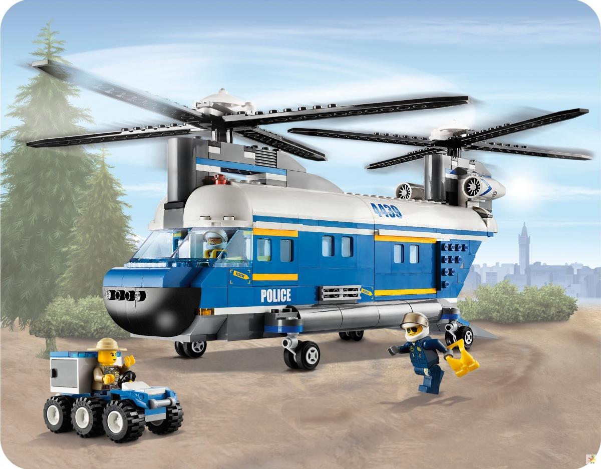 Пластиковый конструктор LEGO 4439