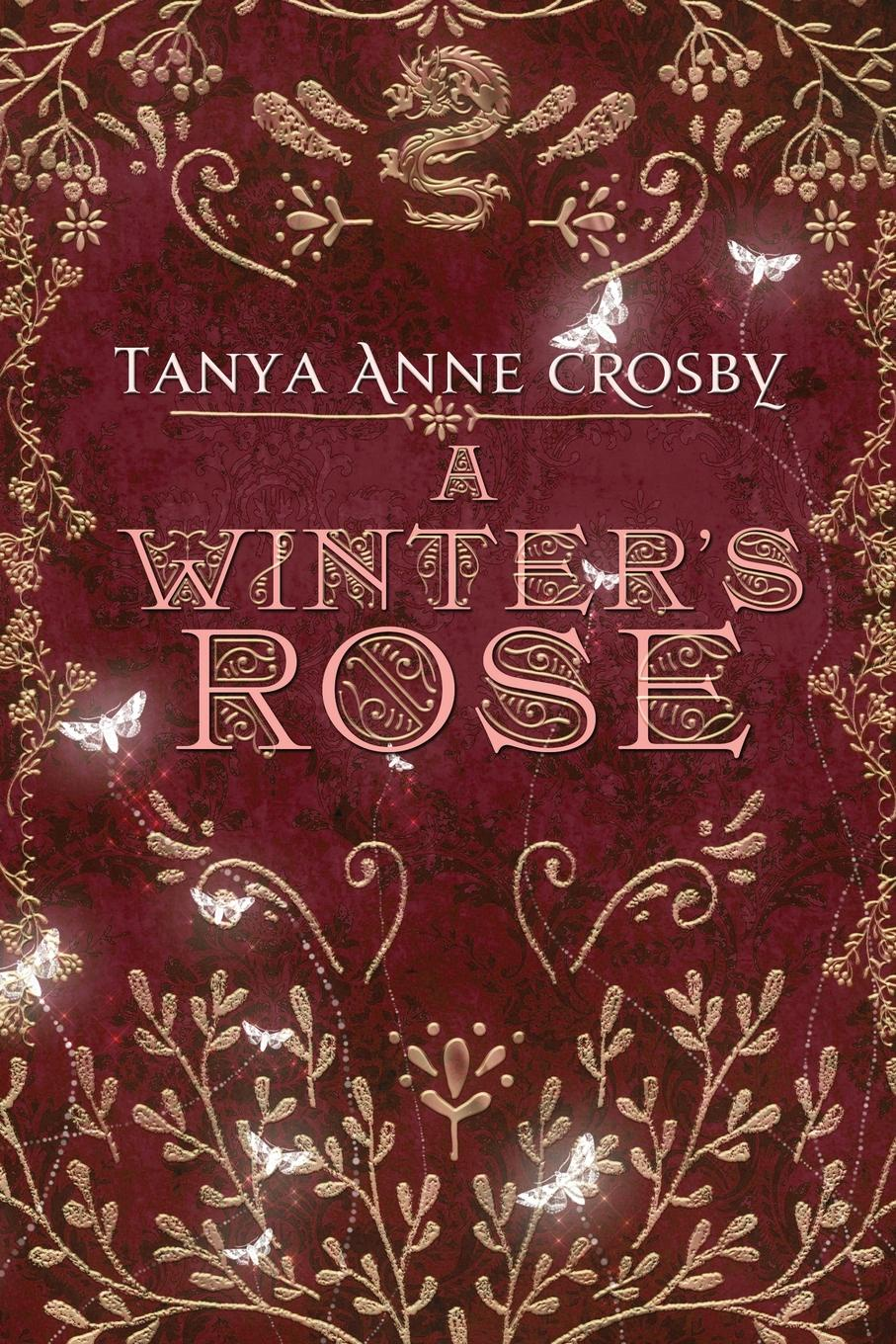 Tanya Anne Crosby A Winter.s Rose mother of pearl lady women s watch japan mov t retro hours fine fashion clock leather bracelet girl s birthday gift julius