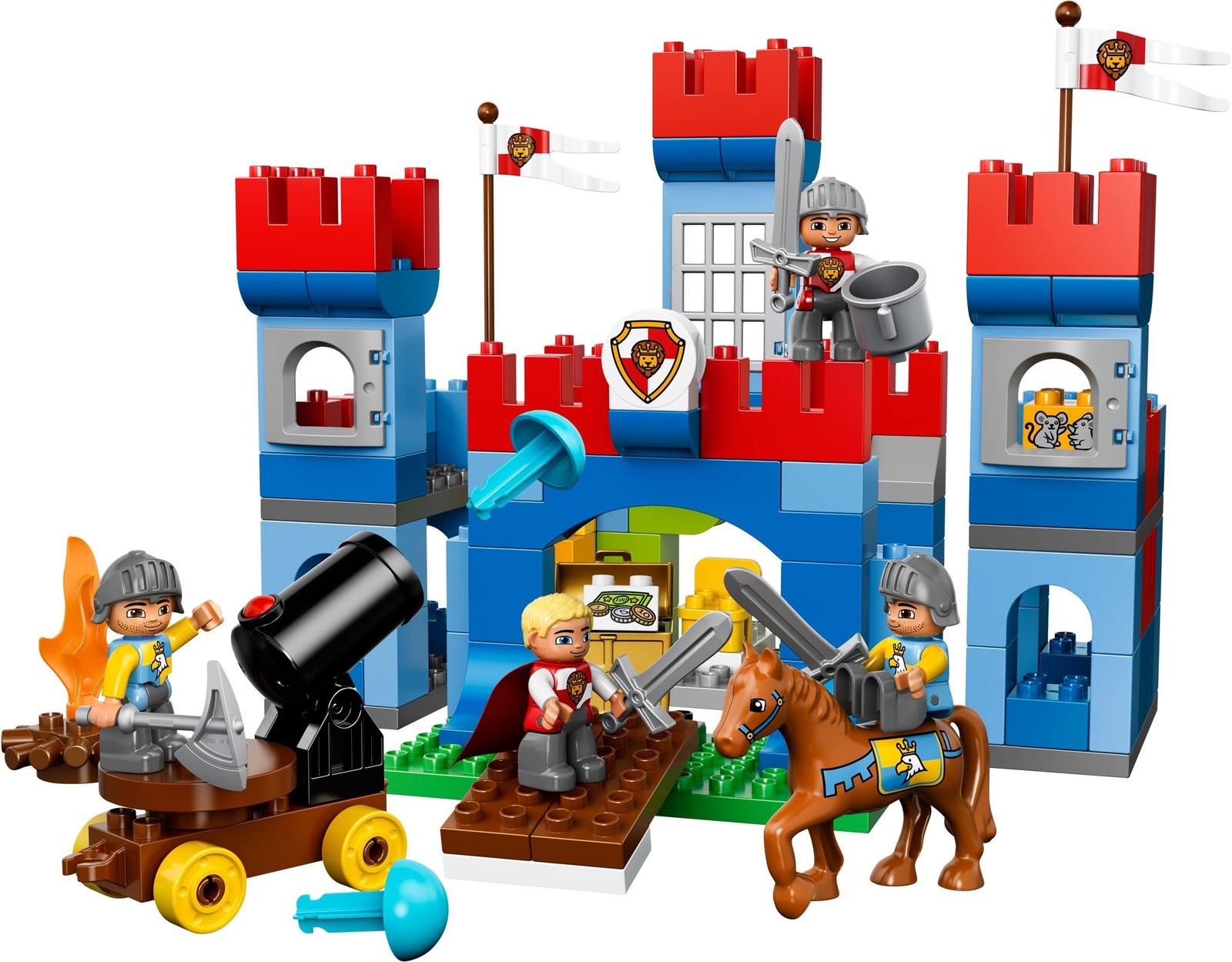 Пластиковый конструктор LEGO 10577