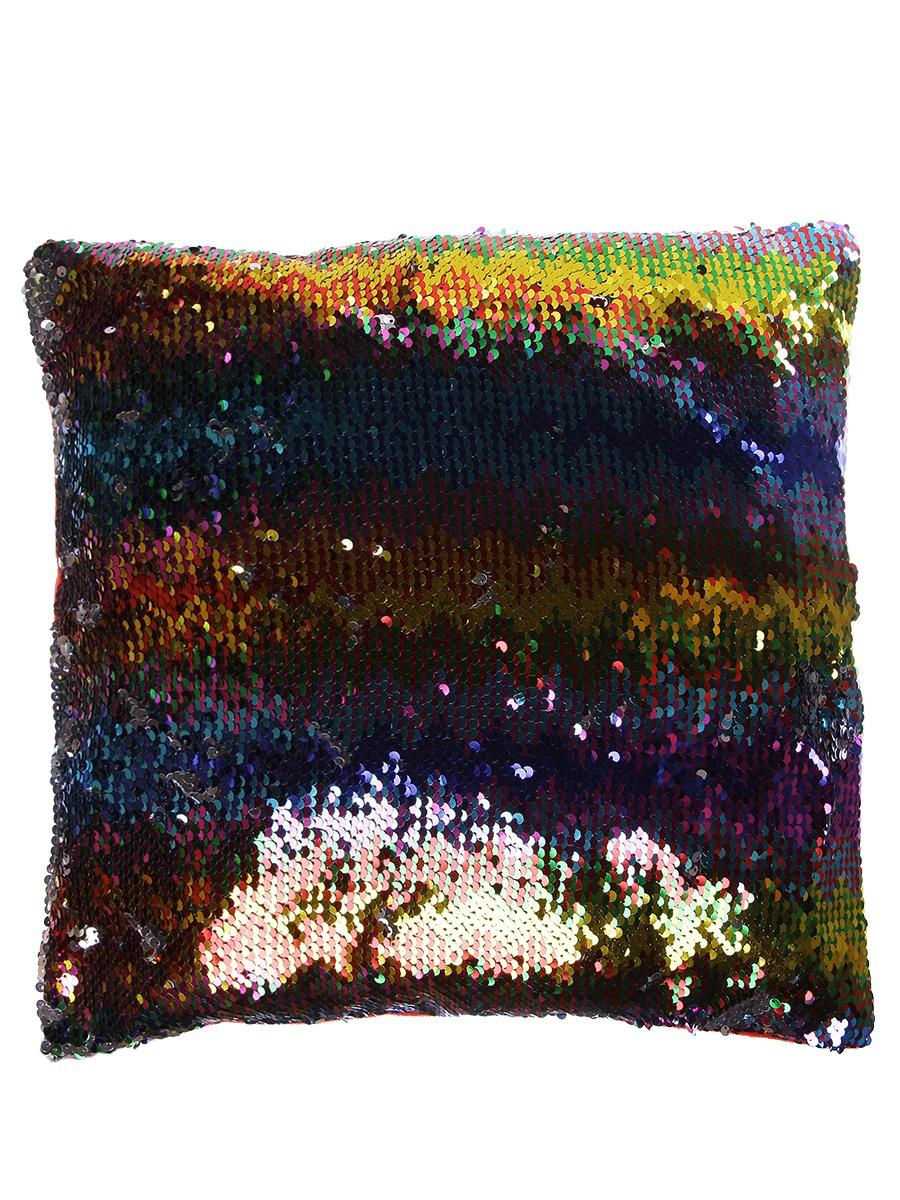 Подушка декоративная Pastel Радуга, красный