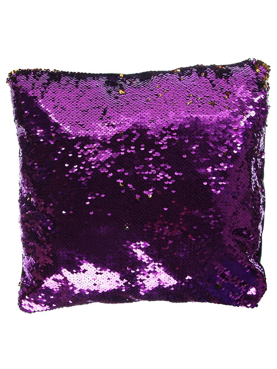 Подушка декоративная Pastel 122489, фиолетовый