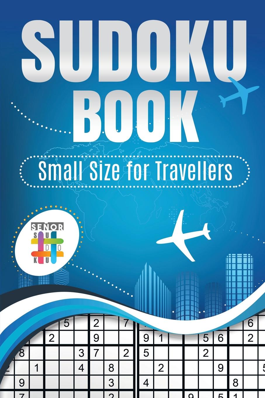 Senor Sudoku Book Small Size for Travellers