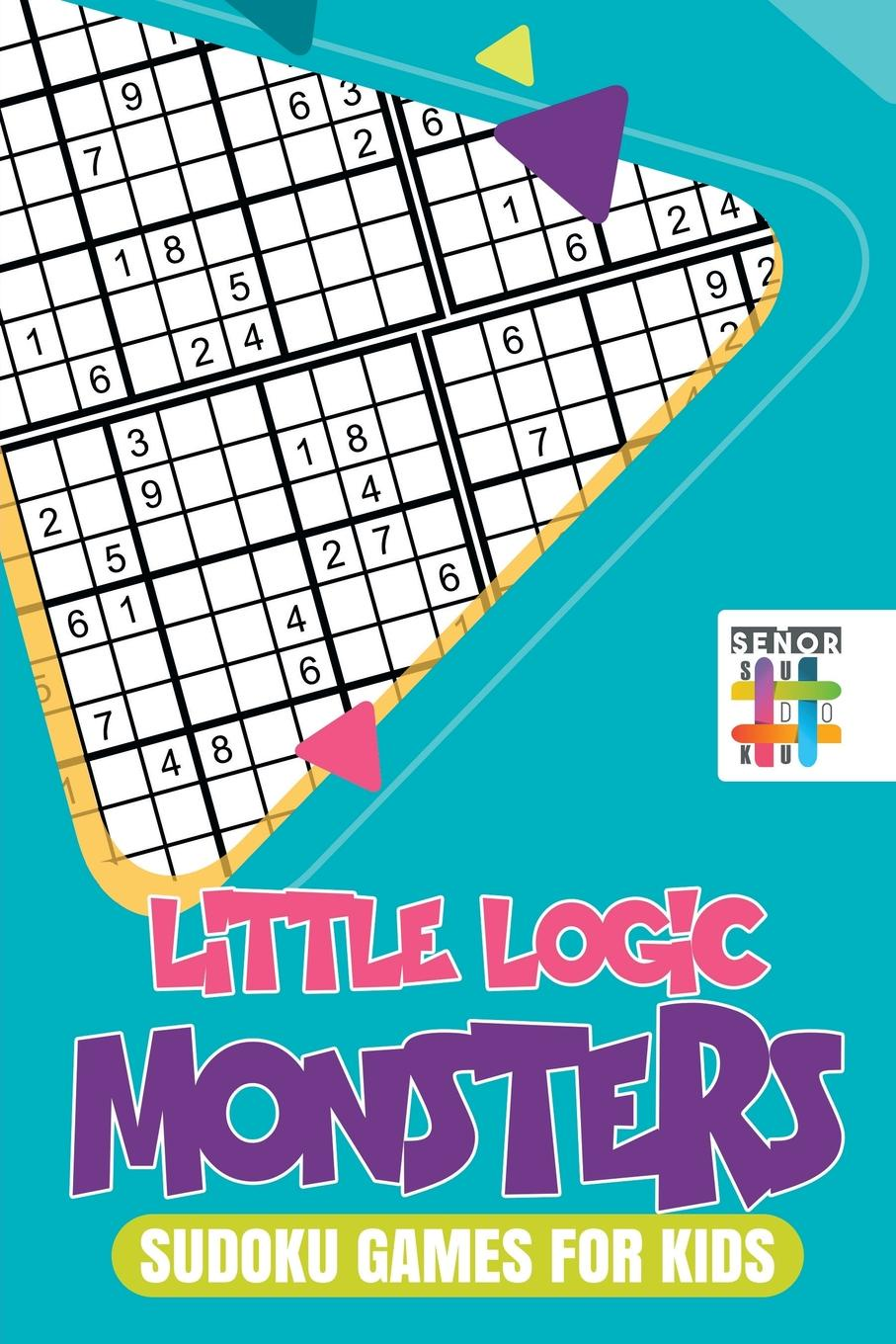 william irwin ender s game and philosophy the logic gate is down Senor Sudoku Little Logic Monsters . Sudoku Games for Kids