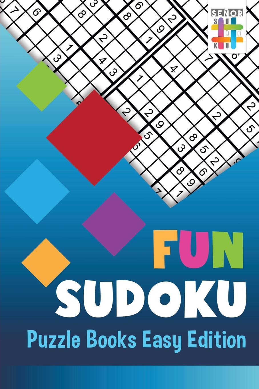 Senor Sudoku Fun Puzzle Books Easy Edition