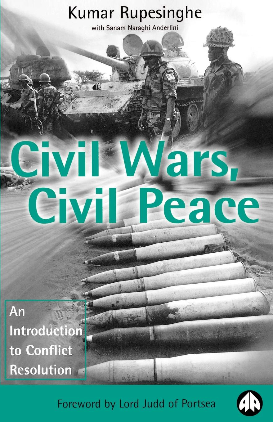Kumar Rupesinghe Civil Wars, Civil Peace. An Introduction to Conflict Resolution post conflict peace building of united nations in kenya