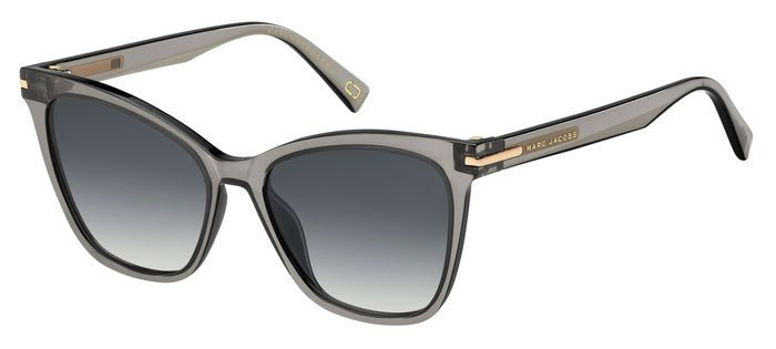 лучшая цена Очки солнцезащитные женские Marc Jacobs, JAC-200491R6S549O, серый