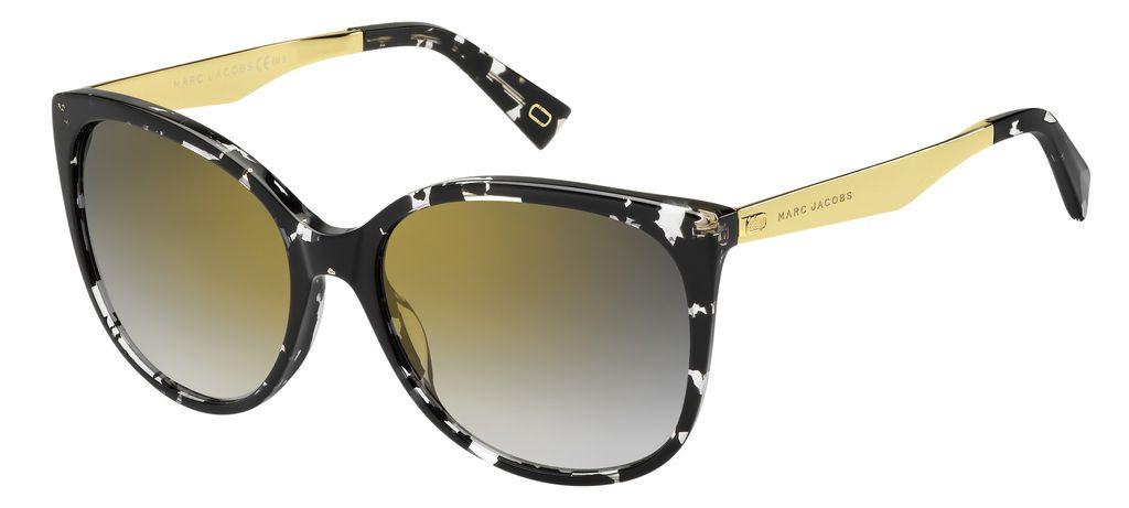 лучшая цена Очки солнцезащитные женские Marc Jacobs, JAC-2002499WZ56FQ, коричневый