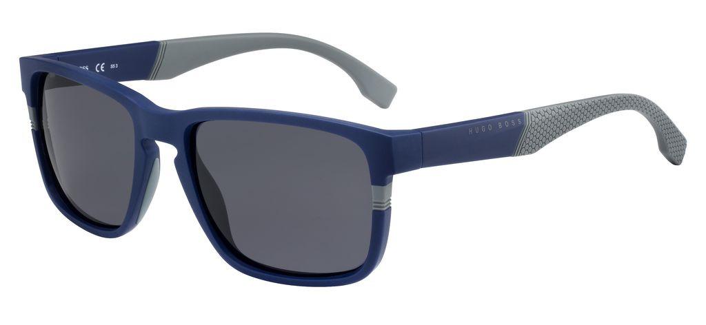 Очки солнцезащитные мужские Hugo Boss, HUB-2405261X457IR, черный