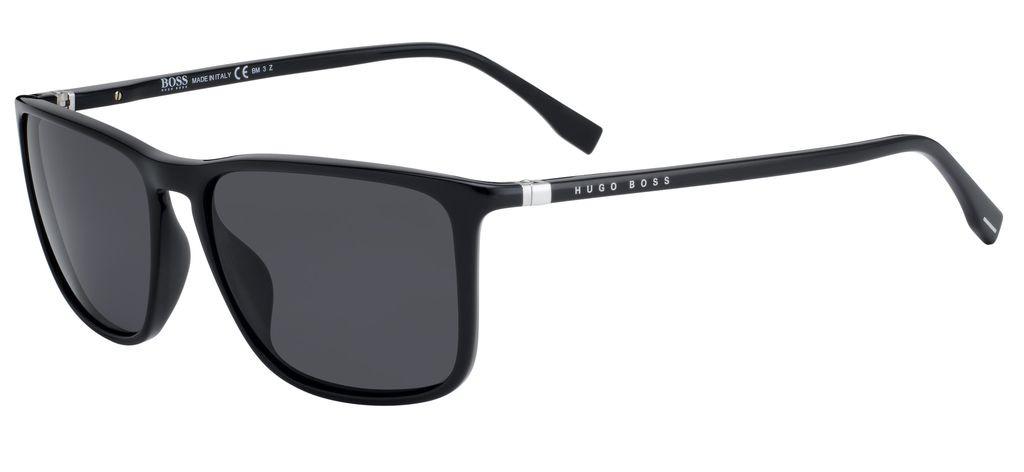 Очки солнцезащитные мужские Hugo Boss, HUB-227594D28573H, серый