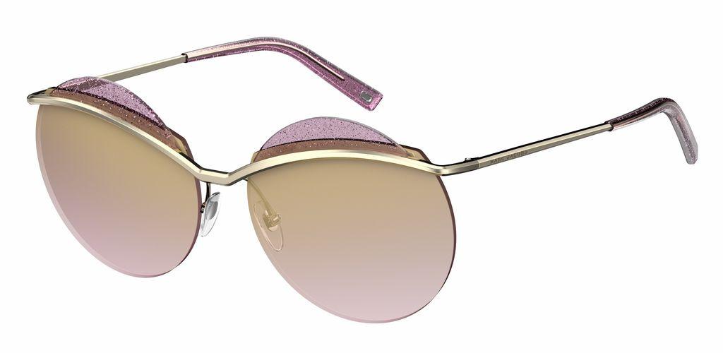 лучшая цена Очки солнцезащитные женские Marc Jacobs, JAC-2238833YG62ZV, коричневый