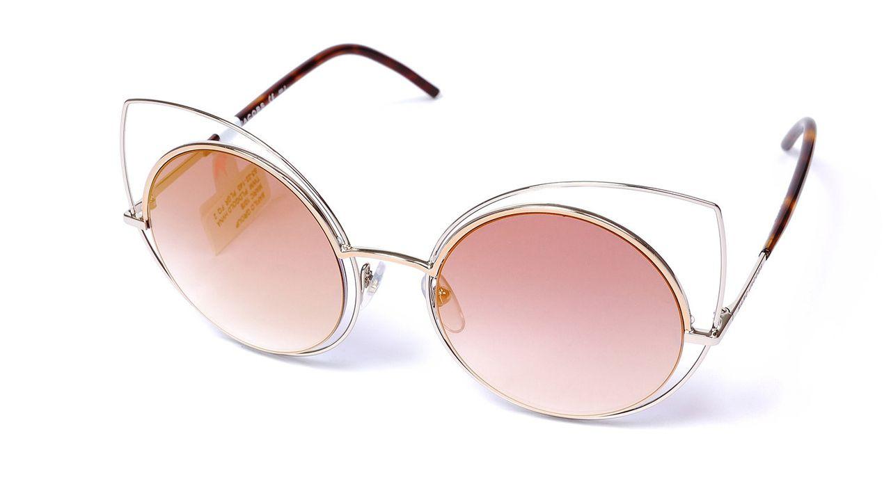 лучшая цена Очки солнцезащитные женские Marc Jacobs, JAC-233333TWM53FQ, серый