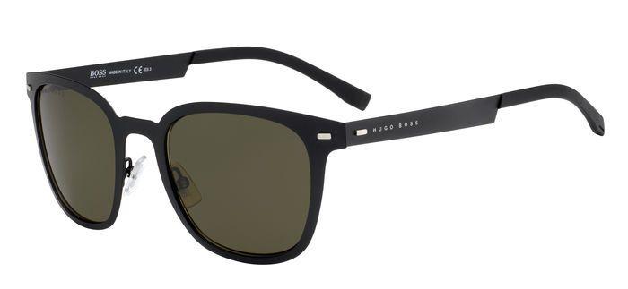 Очки солнцезащитные мужские Hugo Boss, HUB-2005160035370, черный