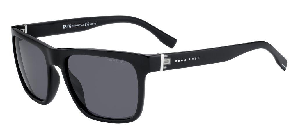 Очки солнцезащитные мужские Hugo Boss, HUB-2302261NE563H, черный