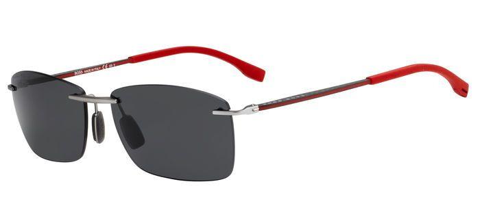 Очки солнцезащитные мужские Hugo Boss, HUB-2005752P560IR, серый