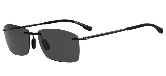 Очки солнцезащитные мужские Hugo Boss, HUB-2005752P660IR, черный