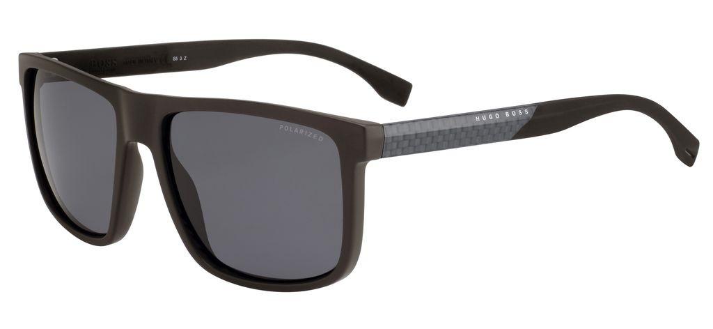 Очки солнцезащитные мужские Hugo Boss, HUB-2338410J8573H, черный