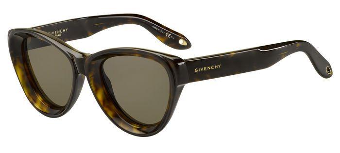 Очки солнцезащитные женские Givenchy, GIV-2005800865270, коричневый givenchy подарочный набор givenchy 20b s