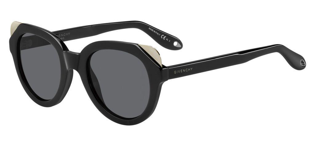 Очки солнцезащитные женские Givenchy, GIV-20002580750IR, черный givenchy подарочный набор givenchy 20b s