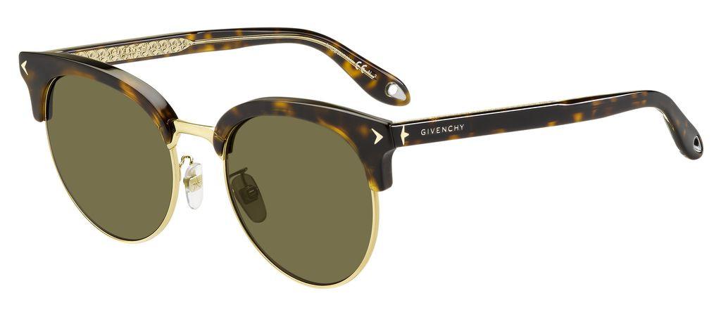 Очки солнцезащитные женские Givenchy, GIV-2001899N45570, коричневый givenchy подарочный набор givenchy 20b s