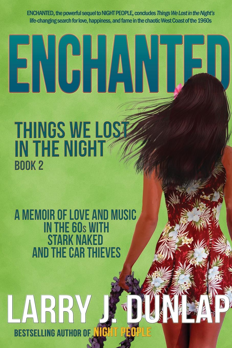 Larry J. Dunlap ENCHANTED. Book 2: Things We Lost in the Night larry gets lost in washington dc