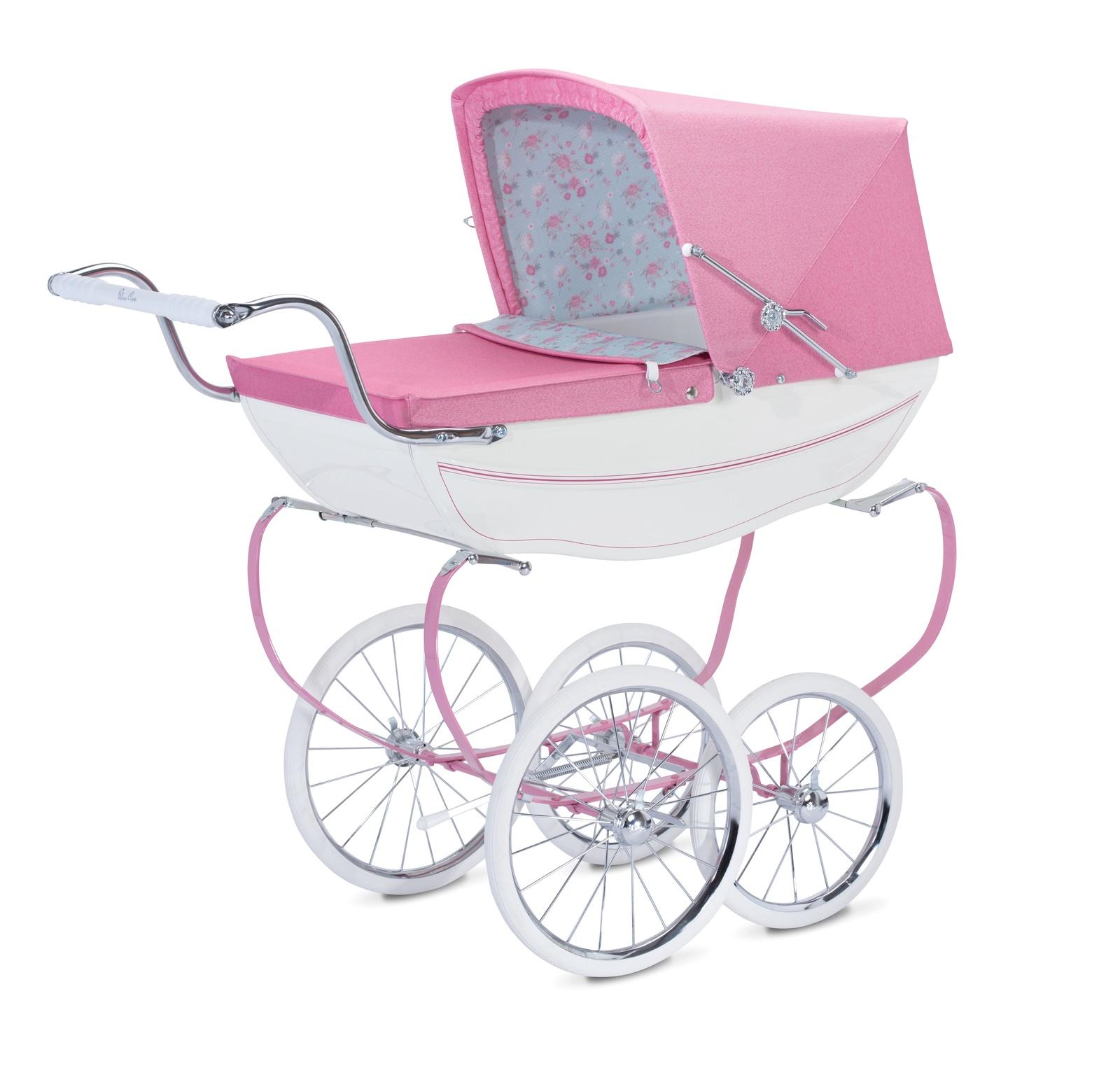 коляска для кукол Silver Cross SX6064.00 розовый цена 2017