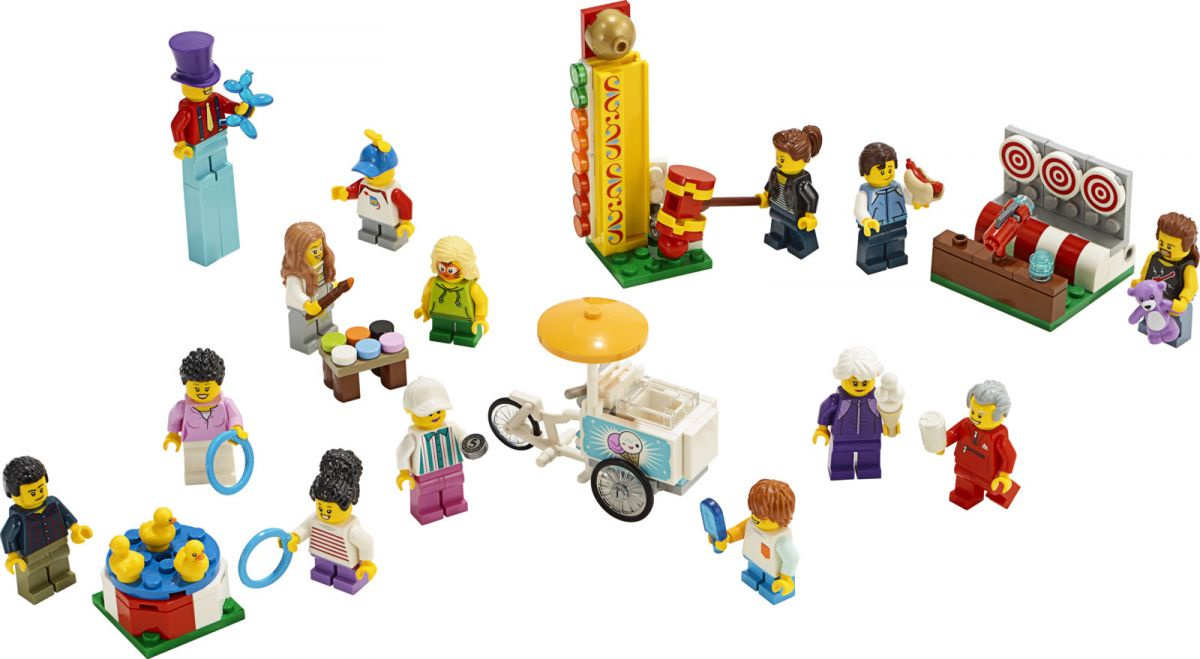 Пластиковый конструктор LEGO 60234