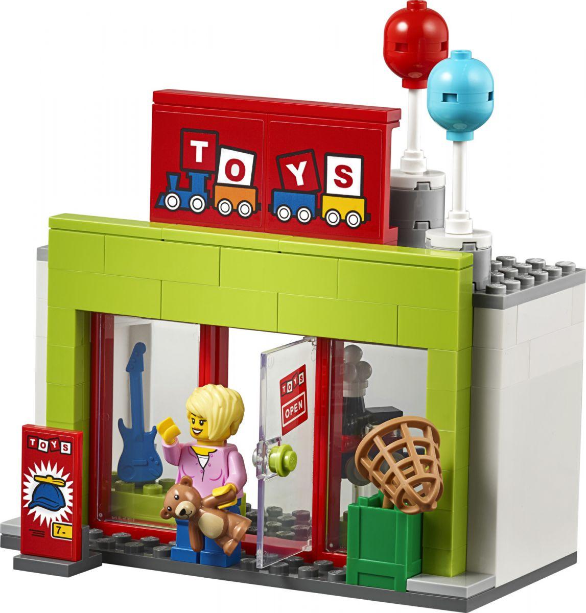Пластиковый конструктор LEGO 60233