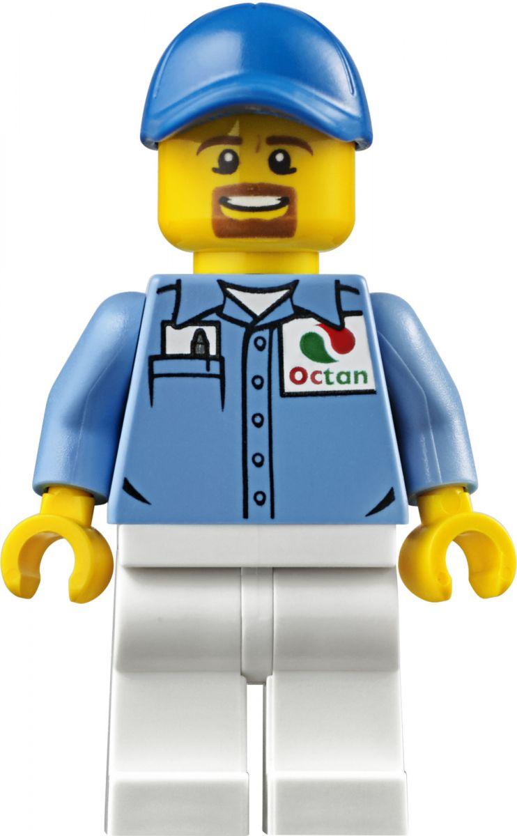 Пластиковый конструктор LEGO 60232