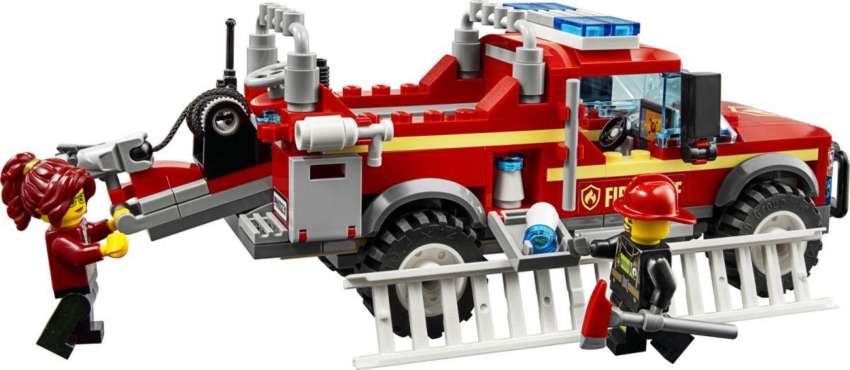 Пластиковый конструктор LEGO 60231