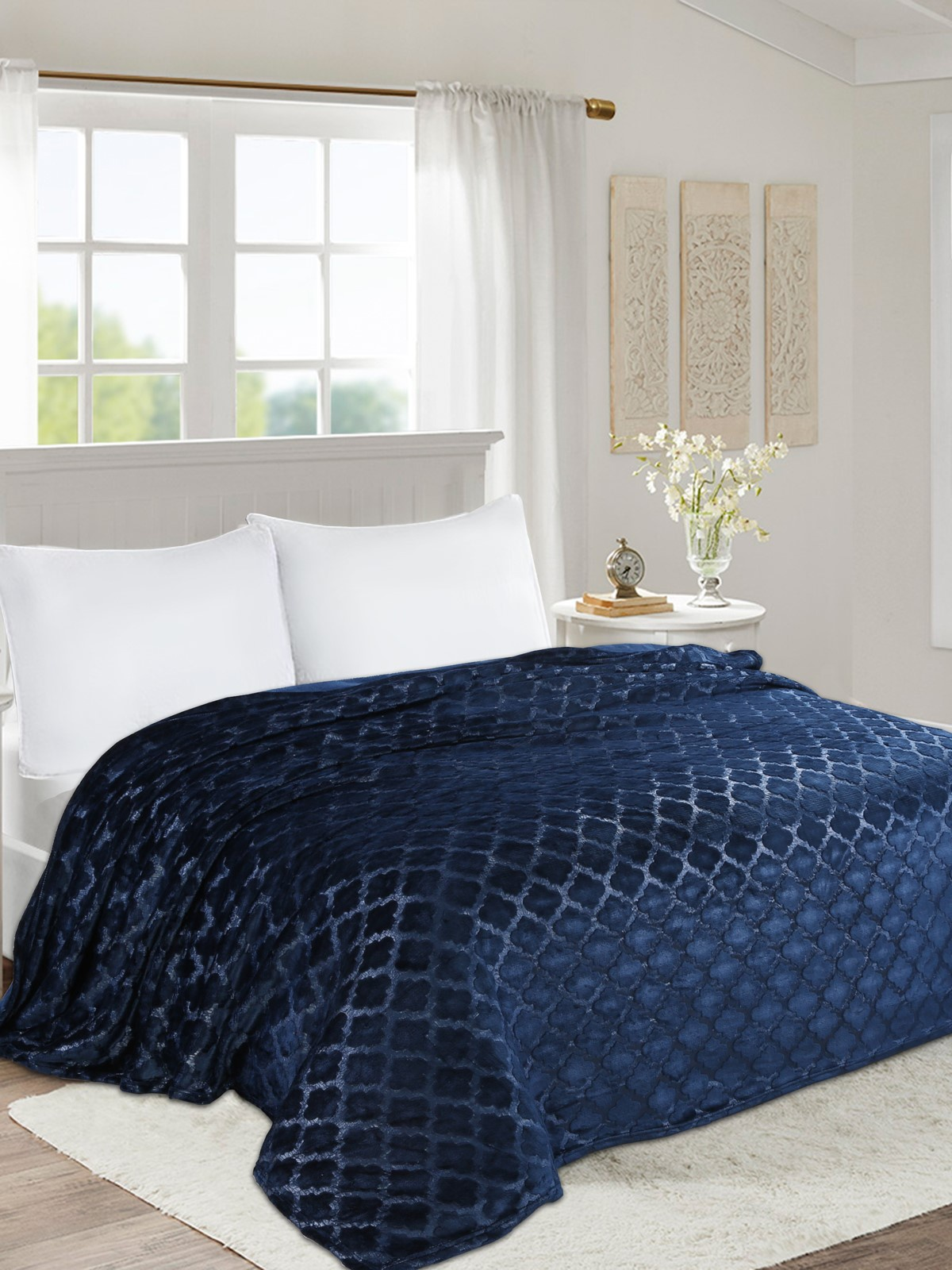 Плед world textile ВОРД-Евро035-0 плед sl плед sabrina 200х220 см