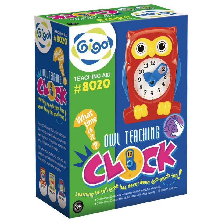 Пластиковый конструктор Gigo 8020 конструктор развивающий gigo маленькие часы