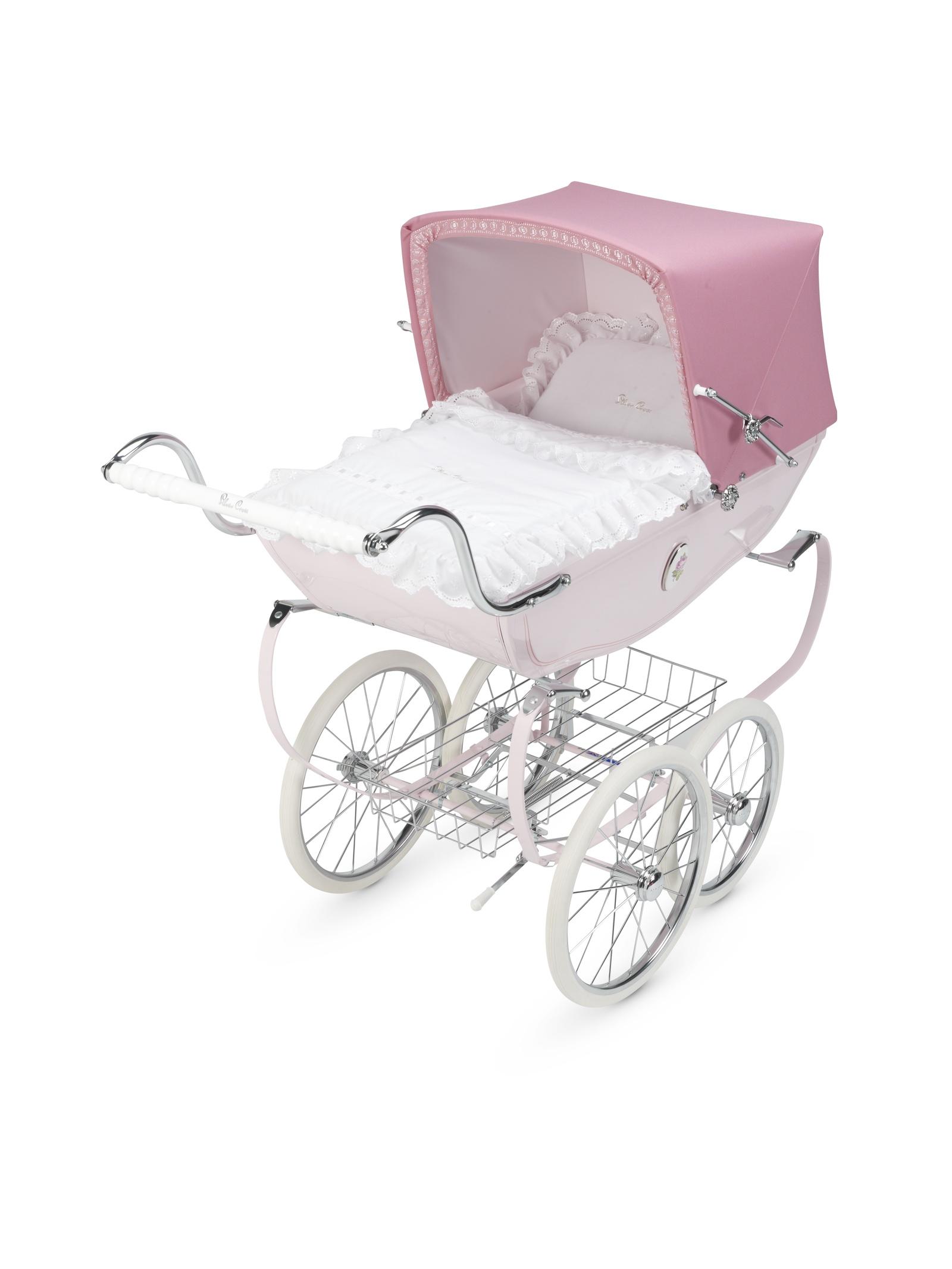 коляска для кукол Silver Cross SX6069.00 розовый цена 2017