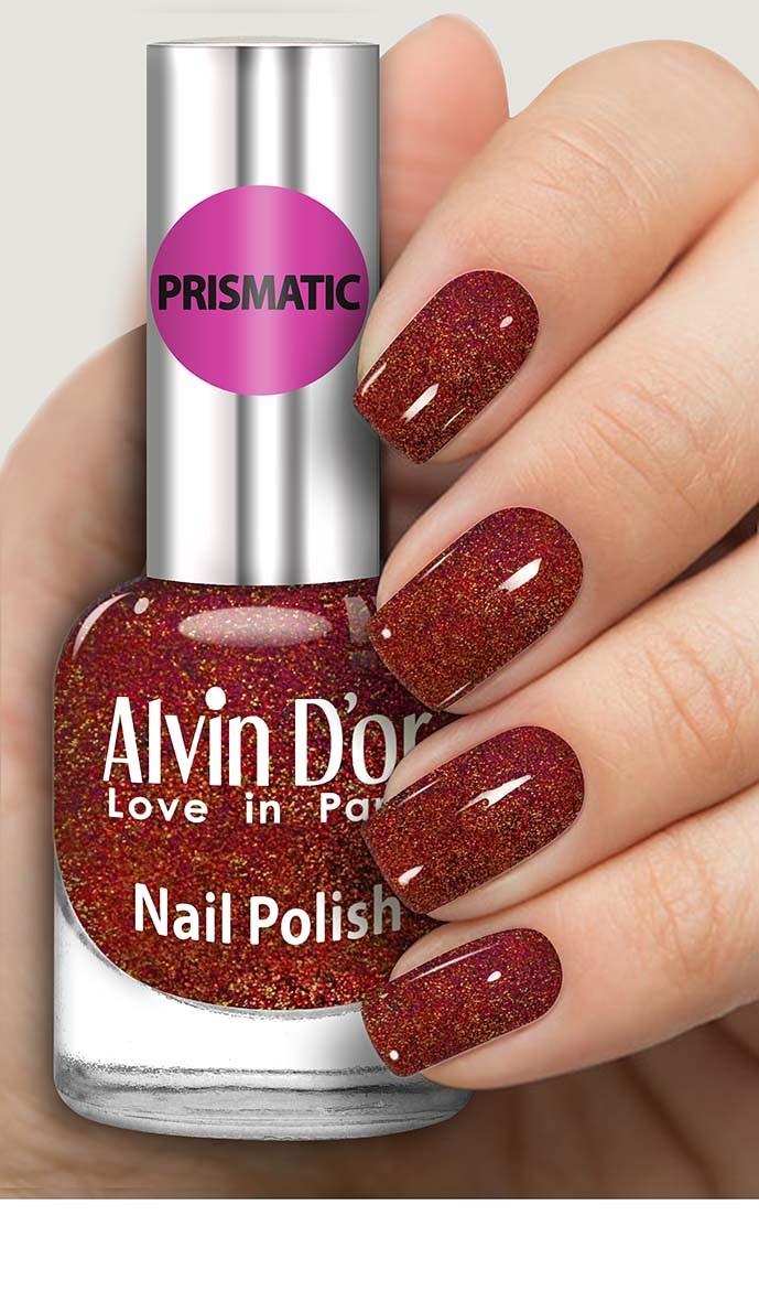 Лак для ногтей Alvin D'or;ALVIN D`OR PRISMATIC тон 2708 помада alvin d or alvin d or al057lwayrt8