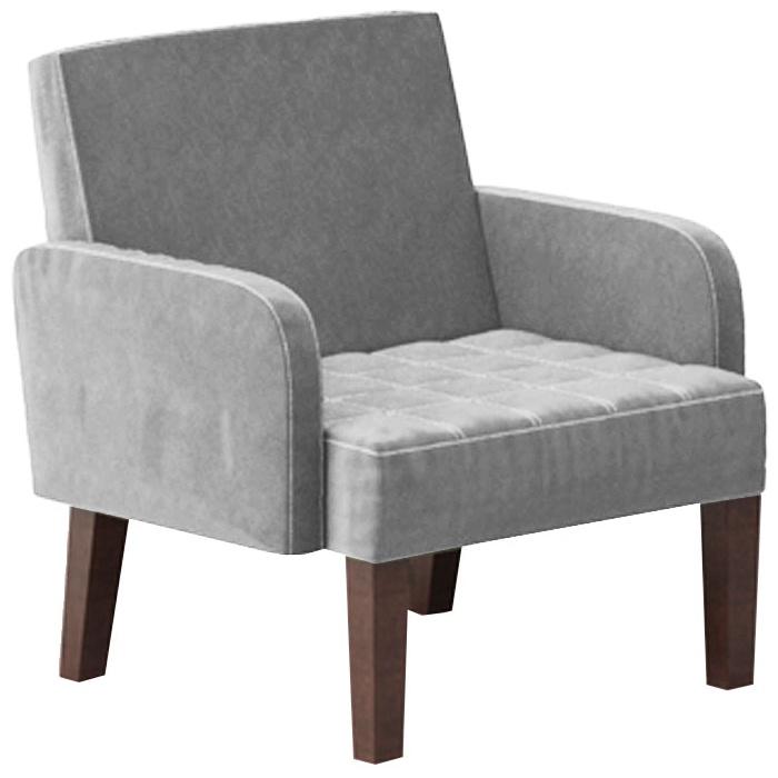 Кресло Нижегородмебель и к Квадро, ткань ТК 961