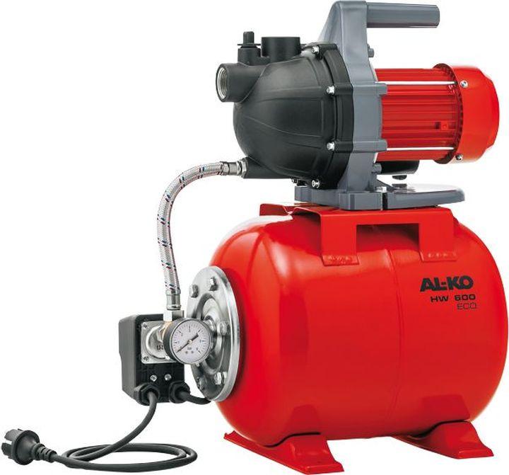 цена на Насосная станция AL-KO HW 600 Eco, 113596, серый, черный, красный