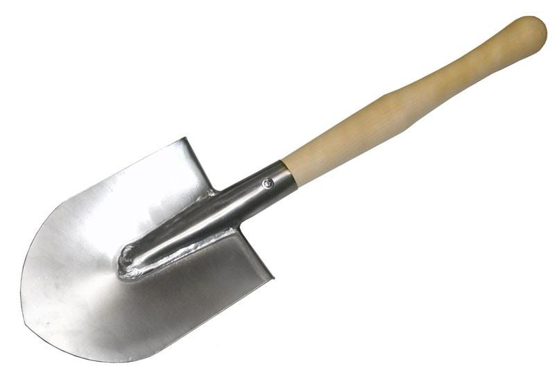 лучшая цена Лопата Skrab 98401, Титан, Титановый сплав, Дерево