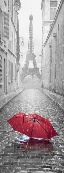 Фотообои Design Studio 3D Дождь в париже