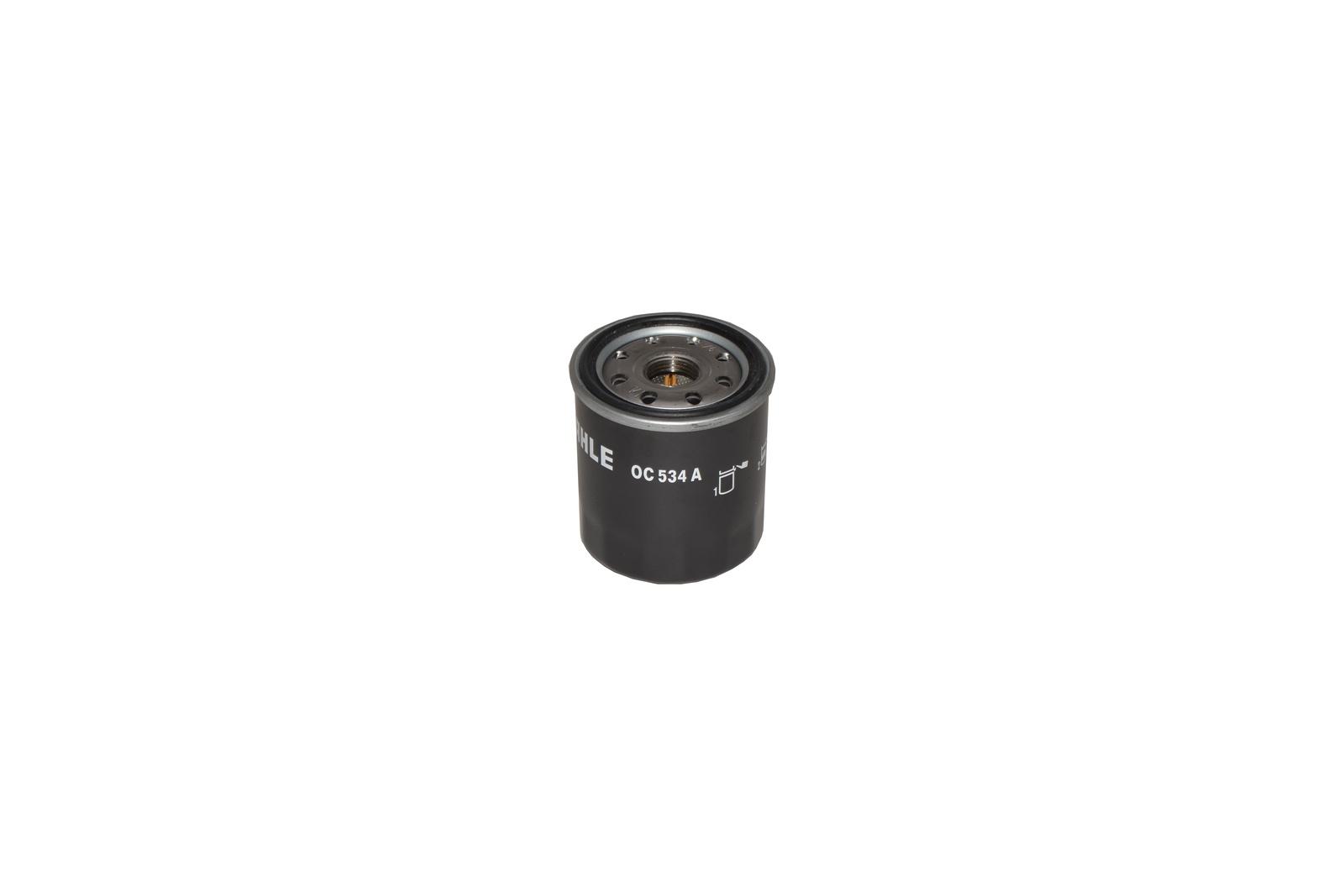 Масляный фильтр Mahle ORIGINAL OC534A цена