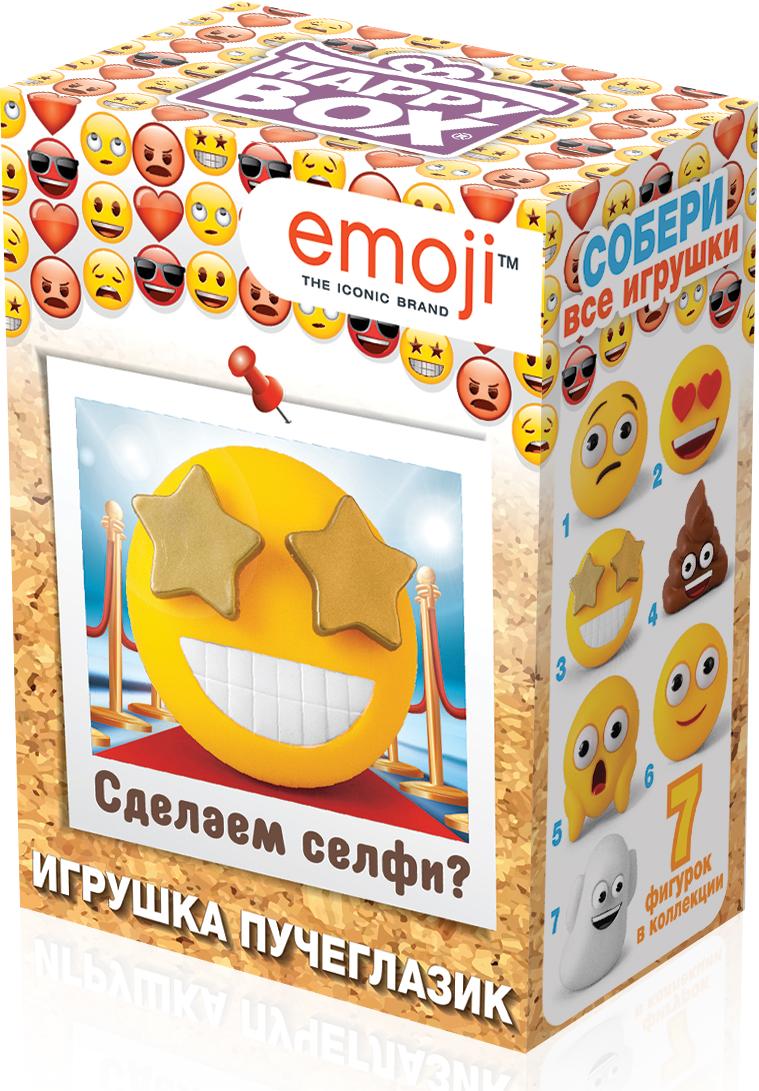 Набор Сладкая Сказка Happy Box Emoji, Карамель, 18 г + Игрушка набор happy skin beauty box vilenta