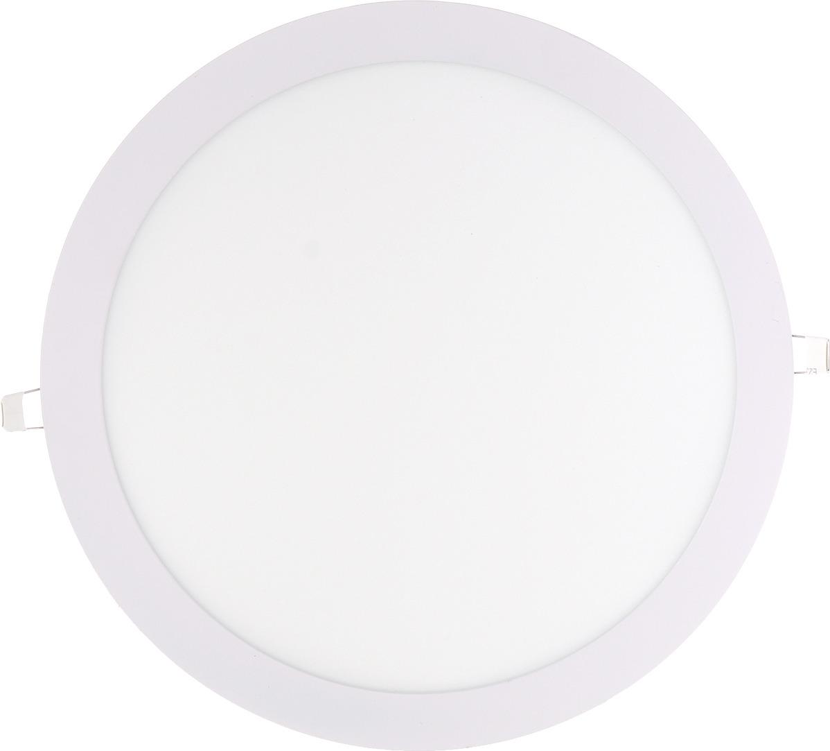 Встраиваемый светильник SmartBuy DL, SBL-DL-24-4K, белый