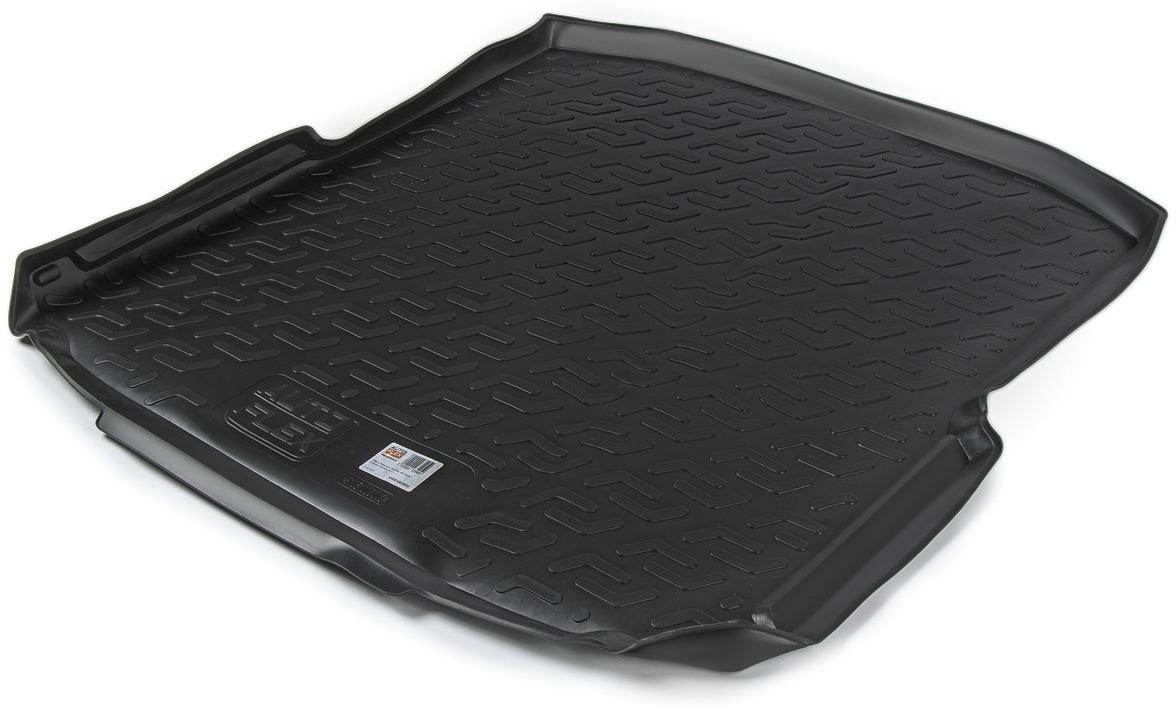 цена на Коврик багажника AutoFlex для Skoda Octavia A7 седан 2013-2017 2017-н.в., (коврик без карманов) полиуретан. 91051003002