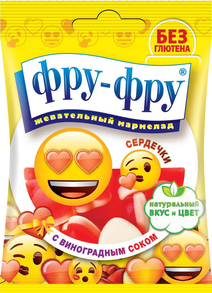 Жевательный мармелад Сладкая Сказка Emoji, 720 г