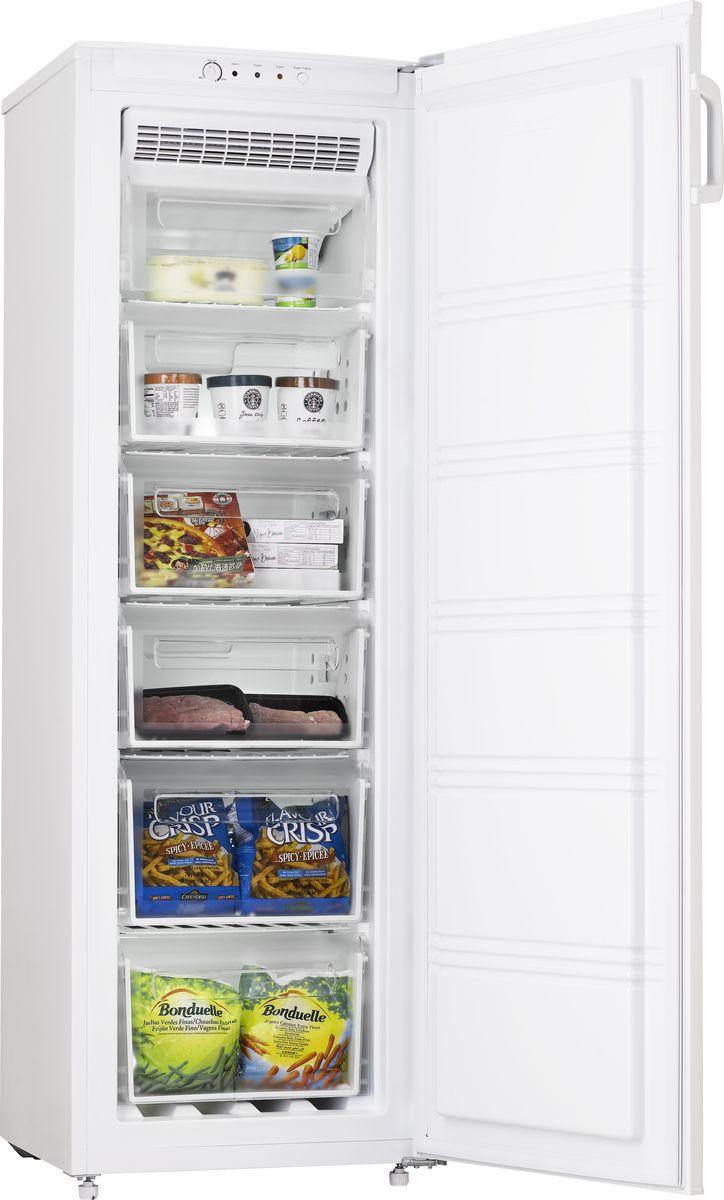 Морозильник Hisense RS-24WC4SAW, белый цена