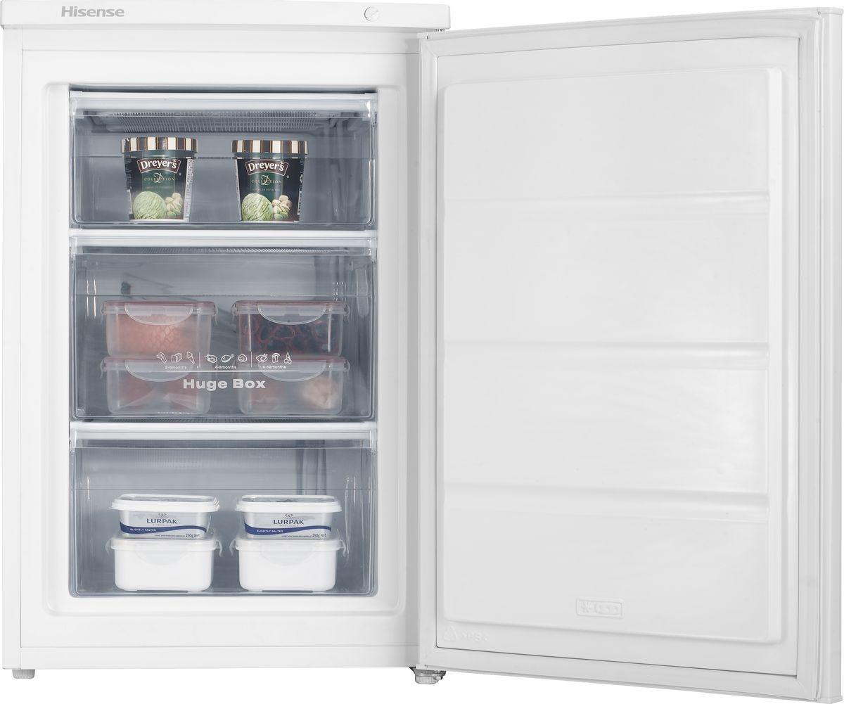 Морозильник Hisense FV105D4AW1, белый Hisense