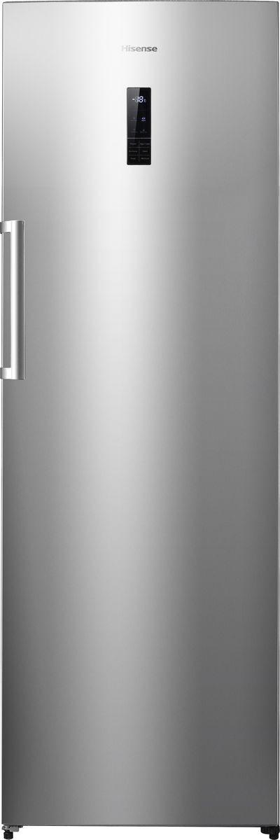 Морозильник Hisense RS-31WC4SAS, серебристый