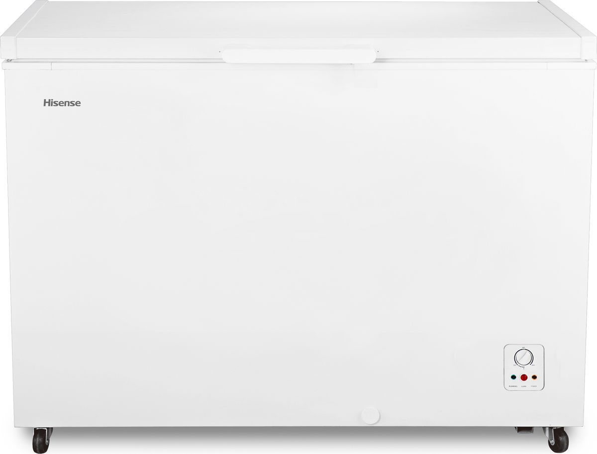 лучшая цена Морозильник-ларь Hisense FC-40DD4SA, белый