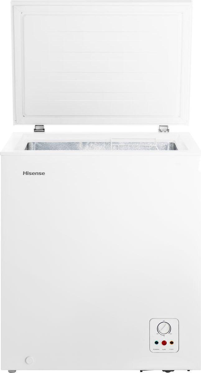 лучшая цена Морозильник-ларь Hisense FC-17DD4SA, белый