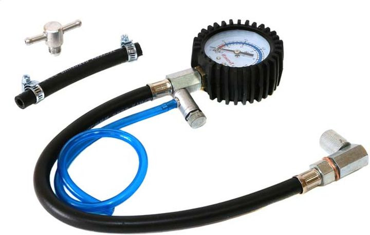 Фото - Измеритель давления топлива Топ Авто Топливомер ПРО, 13531 авто